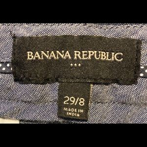 Banana Republic Shorts - Banana Republic Denim Shorts